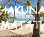 Hakuna Matata - wyspy wiecznego uśmiechu
