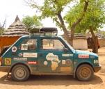 PoDrodze Afryka - Jak 'Mały Fiat' podbił Afrykę