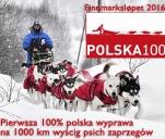 1000 kilometrowy wyścig psich zaprzęgów - Finnmarksløpe