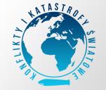 Nowy wymiar informacji! Konflikty i katastrofy światowe