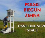 Polski biegun zimna - Stacja Meteo