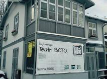 Teatr BOTO - otwarcie