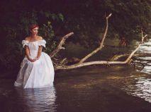 Ania Broda płyta folkowa Thousand Lakes