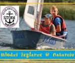 Młodzi żeglarze w natarciu