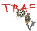 TRAF piłkarska gra planszowa