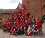 Rycerska Kadra Polski na Mistrzostwach w Portugalii