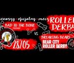 Pierwszy Międzynarodowy Mecz Roller Derby w Polsce!