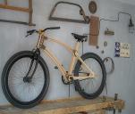 Woodu Bike - rower z drewna