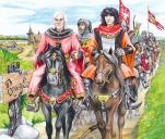 Szpiedzy króla Jagiełły i Grunwald 1410