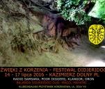 Dźwięki z Korzenia 2016 - Festiwal Didjeridoo