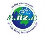 15000 km rowerem po Azji, Nowej Zelandii i Australii