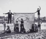Spektakl cyrkowy 'W poszukiwaniu straconego namiotu'