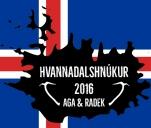 Hvannadalshnúkur - stopem na dach Islandii