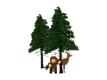 The Trapper - komputerowa gra survival ciekawe pomysły