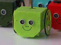 Leguś - edukacyjny robot dla każdego polskie indiegogo