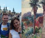 WIDOK Z DUBROWNIKA - pomóż Muzeum kupić obraz!