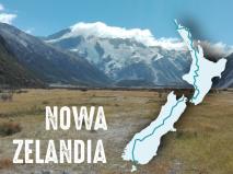 3000 km - Piechotą przez Nową Zelandię finansowanie społecznościowe