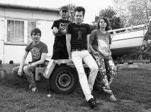 Debiutancka płyta zespołu Tasiemka polski kickstarter