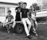 Debiutancka płyta zespołu Tasiemka