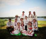Folklorystyczna podróż do Petersburga