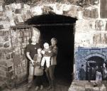 Odbudowa portalu wejściowego zabytkowej kopalni