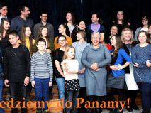 WYDAJEMY PŁYTĘ BY POJECHAĆ DO PANAMY