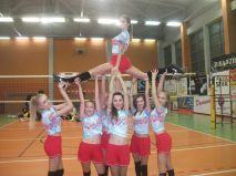 Cheerleaders Sieradz po medal!