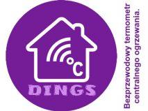 DINGS - bezprzewodowy termometr centralnego ogrzewania