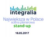 Największa w Polsce plenerowa scena Stand-up!