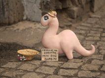 Gablotka i mini DinoBambino crowdfunding