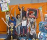 Szkoła SOKRATES w Światowym Finale Odysei Umysłu 2017