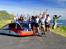 Eagle Two - Polski samochód na słońce ciekawe pomysły