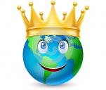Nowa KORONA ŚWIATA symbolem pokoju na świecie...