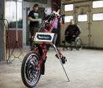 Hermes - przystawka z napędem do wózka inwalidzkiego