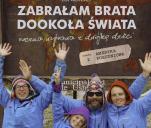 Książka z rodzinnej wyprawy dookoła świata