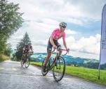 Start w Mistrzostwach Polski w kolarstwie szosowym 2018