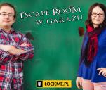 Darmowy Escape Room w garażu - bądź jego Twórcą!