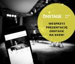 Aplikacja ONSTAGE jedzie na SXSW