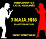 Opaskowe Powstanie  3 maja 2018 r.