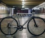 Nowy model roweru na pasku (zamiast łańcucha)