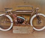 Replika motocykla 1913