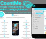 Pierwsza Polska Aplikacja CountMe o zasięgu globalnym