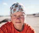 solo woman cyclist - rowerem przez Amerykę