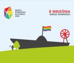Marsz Równości 2018 w Katowicach