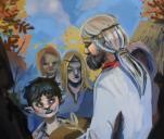 Paskuda - słowiańska powieść dla dzieci