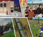 Seria 'Piaseczno Walczące' - 3 poruszające komiksy