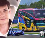 Polski kierowca w Tajlandii: Lukas Drozdowicz