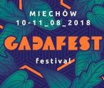 Gadafest 2018 - Festiwal