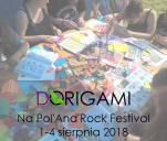 Złóżmy to razem – warsztaty origami na Pol'and'Rock