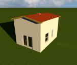 Budowa domku 35m2